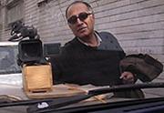 On the Road with Kiarostami